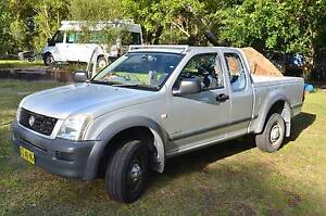 2004 Holden Rodeo Ute Anna Bay Port Stephens Area Preview