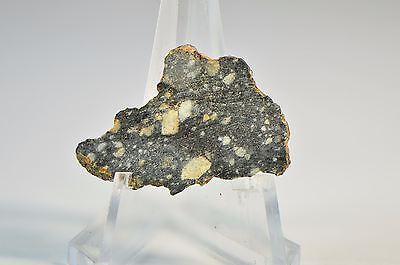 Lunar Meteorite 2.6g End Cut | Lunar Breccia | The Moon