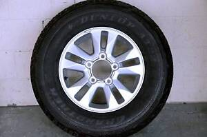 5 x Toyota LandCruiser 200 Series GXL Wheels/Tyres 285/65R17 AT22 Coorparoo Brisbane South East Preview