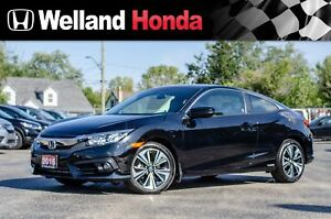 2016 Honda Civic EX-T | LOW KMS | ACCIDENT FREE