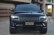 JEEP GRAND CHEROKEE BLACKHAWK Guanaba Gold Coast West Preview