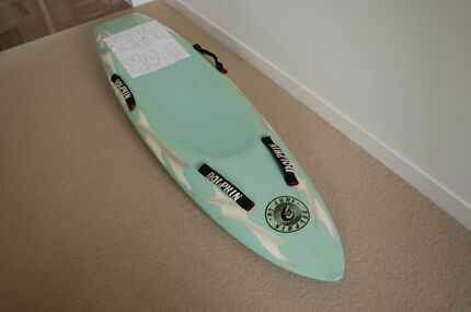 Dolphin Nipper Board + Cover Eli Waters Fraser Coast Preview