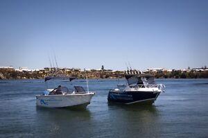 Boat Hire Fremantle/Cockburn Sound