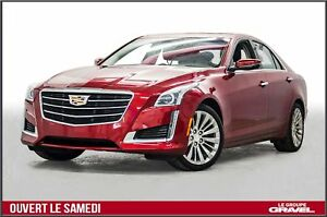 2016 Cadillac CTS 2.0L Turbo AWD Luxury Collection