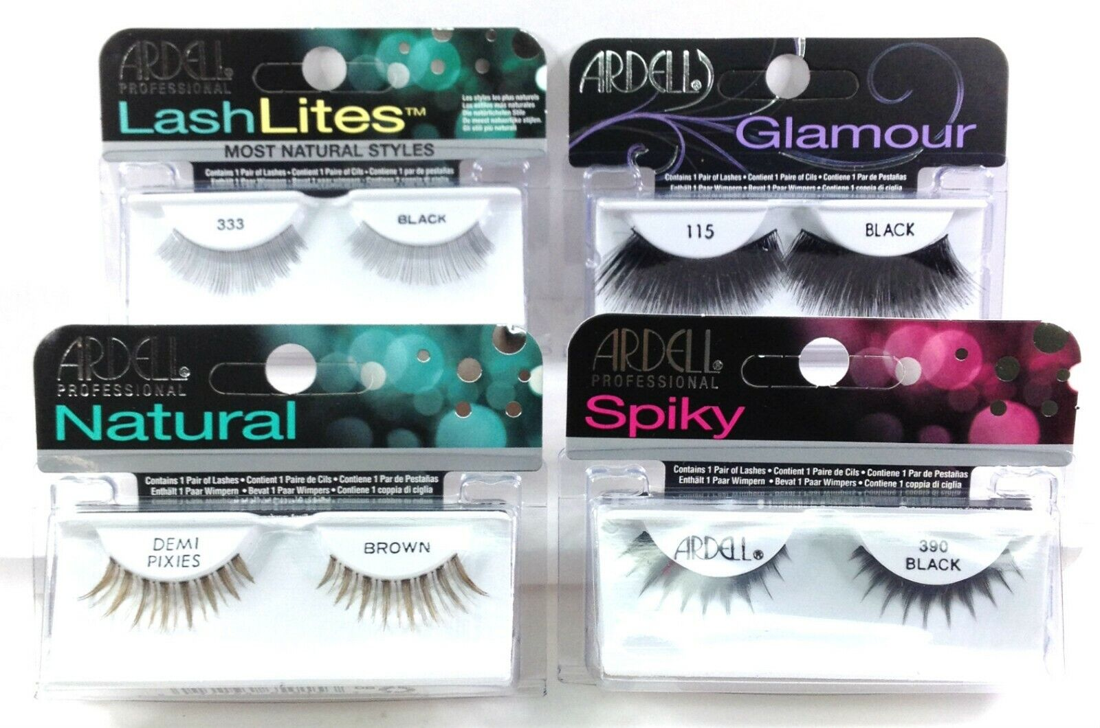 ARDELL LASHES - Pick your style - Series 5