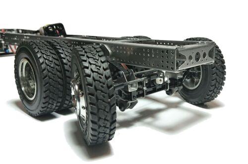 Rear Turning Axle MOD for Tamiya 1/14 truck