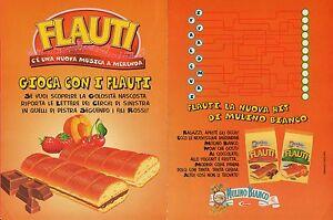 Pubblicita-Advertising-Werbung-1997-Flauti-MULINO-BIANCO-2