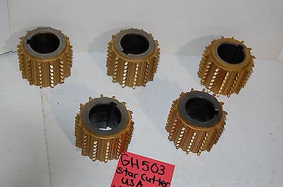 1pc Gear Hob Cutter Star La 2 02 Wd.1167 1224 Ndp 1 14 B 30 Npa Pm30 Tin