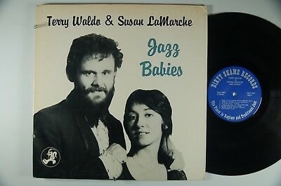 TERRY WALDO & SUSAN LaMARCHE Jazz Babies LP DIRTY SHAME 1240