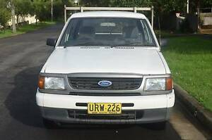1997 Ford Courier Ute AUTO,POWER STEER,REGO 5 SEATER CHEAP Pendle Hill Parramatta Area Preview