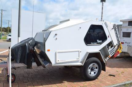Popular Ezytrail Albany GT Off Road Camper Trailer  Hard Floor Rear Folding
