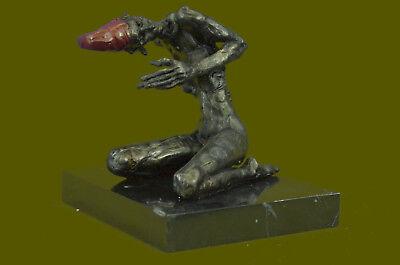 Dead Zombie Statue Sculpture Desk Desktop Cubicle Accessories Halloween Decor](Halloween Cubicle Decorations)