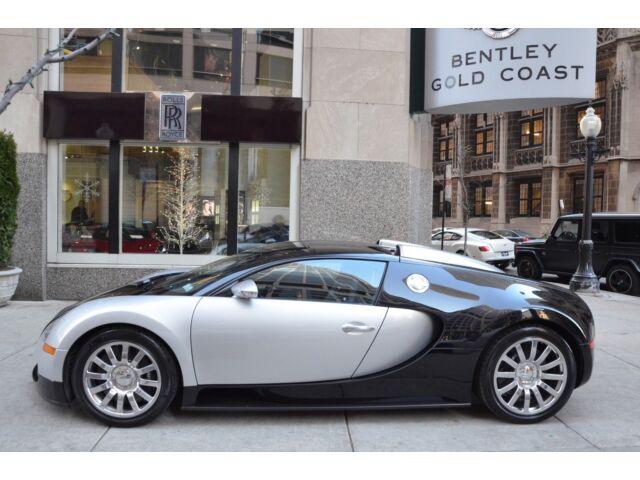authorized bugatti dealership 1000 horsepower only 1677 miles used bugatti veyron for. Black Bedroom Furniture Sets. Home Design Ideas