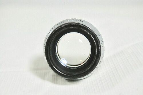 Excellent Cond!  Ilex Paragon Anastigmat f 4.5  90 mm 3 1/2 inch  Enlarging Lens