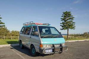 1991 Nissan Nomad Campervan with everything you need to travel Hurstville Hurstville Area Preview