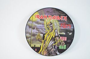 Iron-Maiden-Killers-LP-Picture-Disc-Record-Vinyl