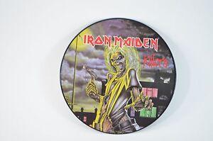 Iron-Maiden-Killers-LP-Picture-Disc-Record-Vinyl