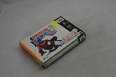 Olympic Hockey 98 N64 Spiel CIB (gut) #4415