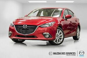 2015 Mazda Mazda3 Sport GT GROUPE LUXE
