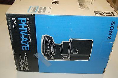 Sony PHV-A7E  Dia- und Negativescanner OVP