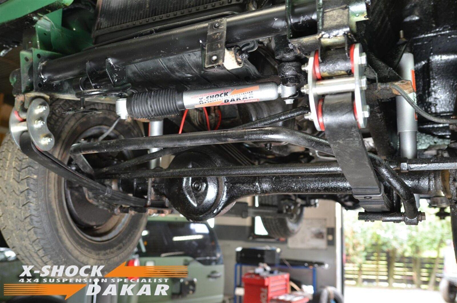 Steering Stabilizer Hd Suzuki Samurai Xshockdakar Ebay