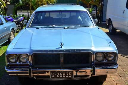 Valiant Wagon 265 hemi Burleigh Heads Gold Coast South Preview