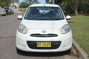 2011 Nissan Micra 5DR Hatchback AUTO,AIR,STEER,REGO CHEAP CHEAP Pendle Hill Parramatta Area Preview