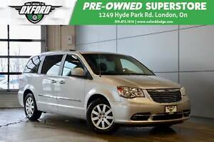 2012 Chrysler Town & Country Touring - Very Well Maintained, Rem