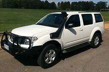 2009 Nissan Pathfinder Wagon Latham Belconnen Area Preview