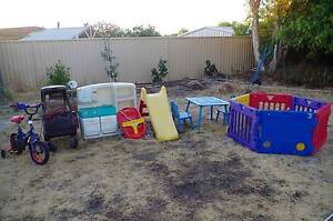 kids outdoor toys Beechboro Swan Area Preview