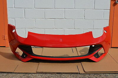 2015 Ferrari F12 Berlinetta BUMPER FRONT RED INTACT TAKE-OFF from New Car