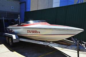 Connelly Craft 19ft Ski Boat Silverwater Auburn Area Preview