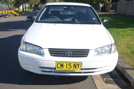 1998 Toyota Camry 4CYL,AUTO,LONG REGO,IMMACULATE CONDITION