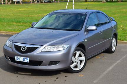 2003 Mazda Mazda6 Hatchback Warragul Baw Baw Area Preview