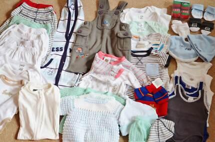 0000 Boys Bundle - 41 Items!