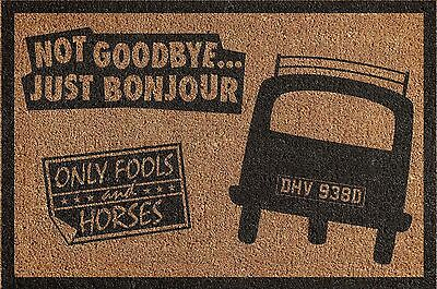 Only Fools and Horses Official Bonjour Doormat gift Idea - indoors or outdoors