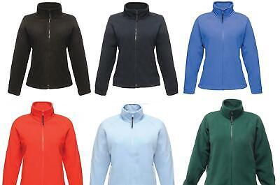 Regatta Womens Thor Fleece Jacket Full Zip Anti Pill Workwear Outdoor