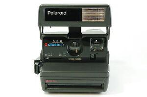 Polaroid-636-CloseUp-instant-camera-034-in-box-034-600-pellicola-tested-Ref-72172