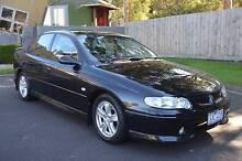 Holden Commodore VX Sedan 2002 SPAC Registration+Roadworthy Oakleigh South Monash Area Preview