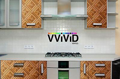 """Parquette Faux Wood Grain Vinyl Wrap DIY Home Office Furniture Film 75ft x 48"""""""