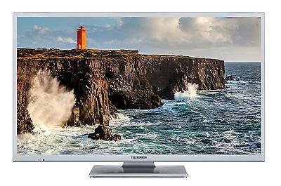 Telefunken XH32D101-S LED Fernseher 32 Zoll HDTV Triple-Tuner DVB-C/-T2/-S2 CI+ 32 Hdtv Tv