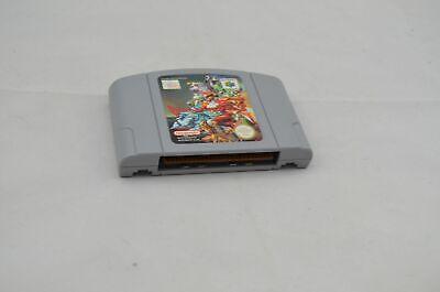 Dual Heroes N64 Spiel #1554