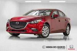 2018 Mazda Mazda3 GS 50 TH Anniversary Ed * CUIR * MAGS * AUTO *