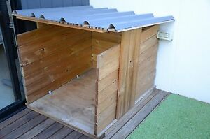 Medium Large Size Dog House Dog Kennel North Melbourne Melbourne City Preview