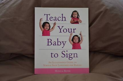 Teach you baby to sign Dandenong North Greater Dandenong Preview