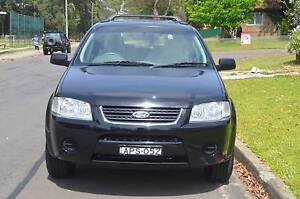 2006 Ford Territory SY TS 4X4 1 OWNER AUTO,AIR,BOOKS,REGO CHEAP Pendle Hill Parramatta Area Preview