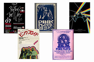 PINK-FLOYD-SET-OF-5-A4-POSTER-PRINTS-2