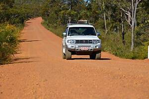1998 Mitsubishi Pajero - Ready for Camping and Roadtrip Brisbane City Brisbane North West Preview