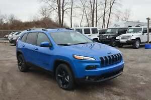 2018 Jeep Cherokee High Altitude