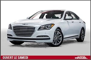 2017 Genesis G80 3.8 Luxury Navigation Toit